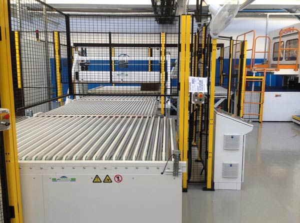 allaince corrugating board production Rotary Diecut Stackers