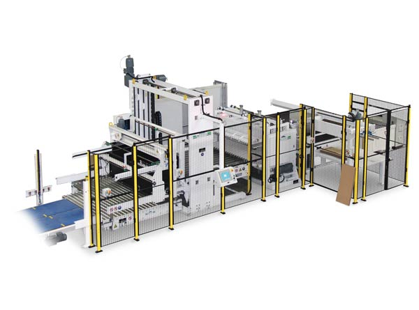 Alliance Machine Systems - Automated machines for corrugated box production