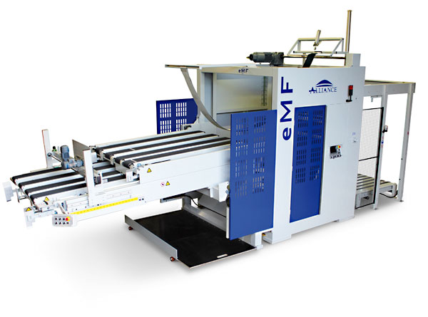 allaince machinerycorrugated board Prefeeders