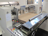 Automatic Flatbed Diecutters from CC-Machinery corrugated machinery sales