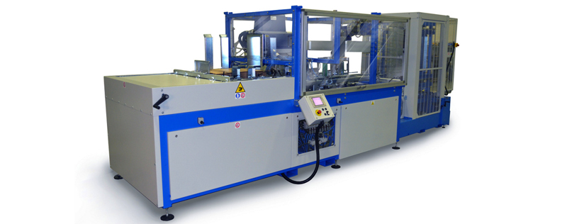 TECO Packaging machinery box making and tray erectors worldwide