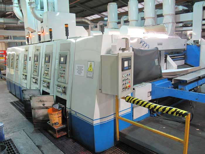 logostic automation robots systems side press and bold machine